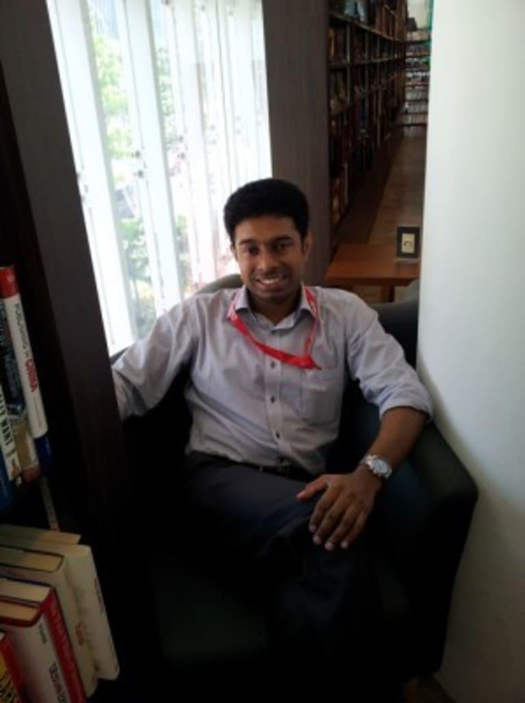 Sunil Visvambaram
