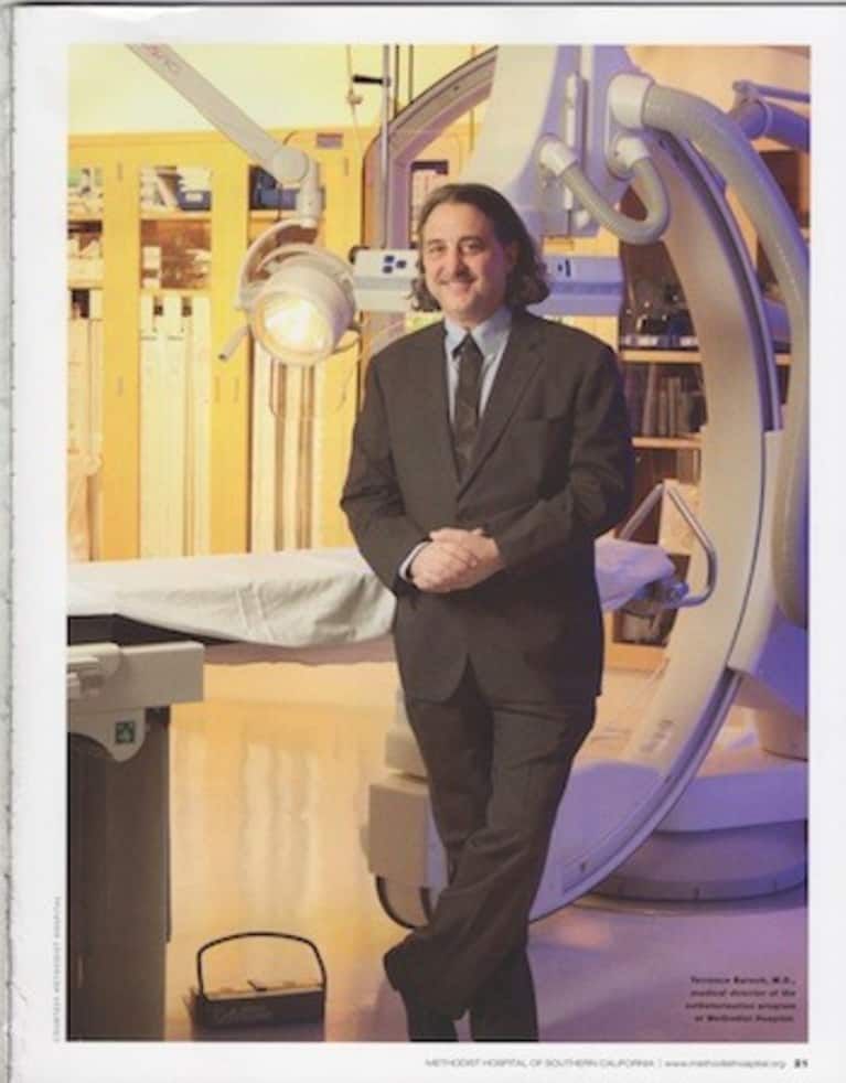 Dr. Terrence Baruch