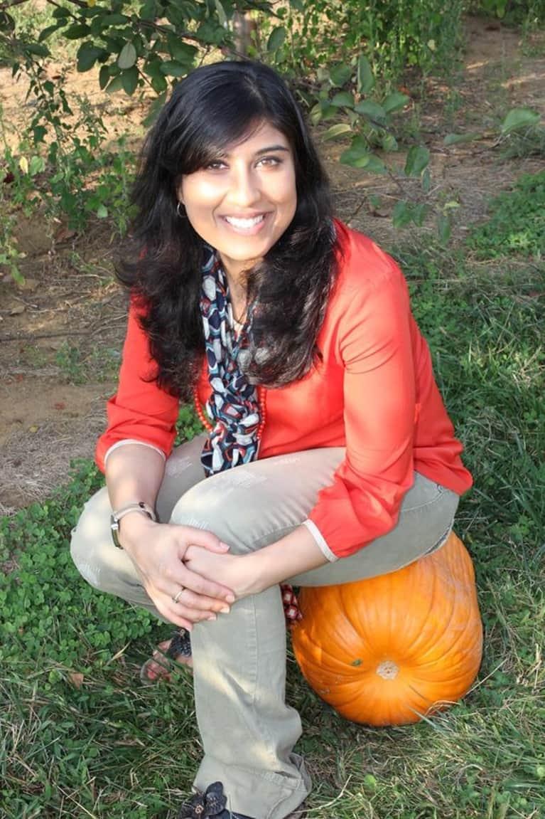 Syeda Nazmi